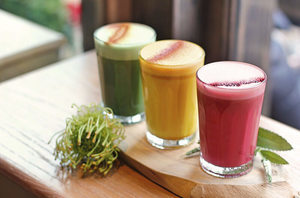 Juices / Sappen